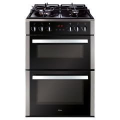 CDA CFG610SS Freestanding Double Cavity Cooker