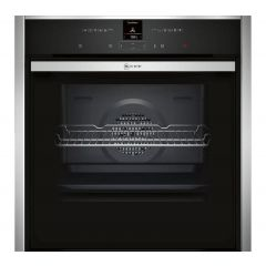 Neff N70 B57CR22NOB Slide and Hide Electric Oven